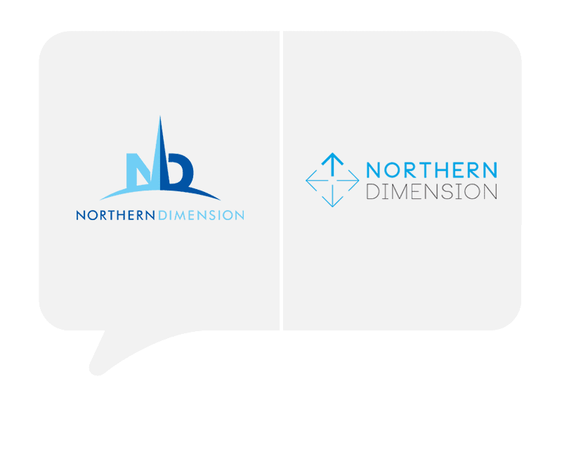 Northern Dimension logo Aleksander Bąk